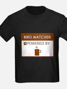 Bird Watcher Powered by Coffee T