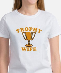 Trophy Wife 1 Women's T-Shirt