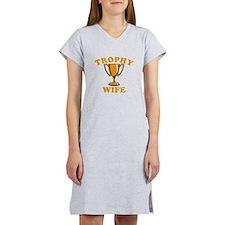 Trophy Wife 1 Women's Nightshirt