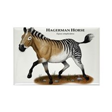 Hagerman Horse Rectangle Magnet
