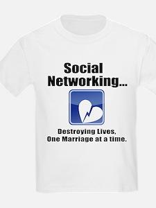 Social Networking T-Shirt