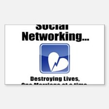 Social Networking Decal