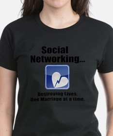 Social Networking Tee