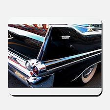 Classic Cars: 1950's Black Caddy Mousepad