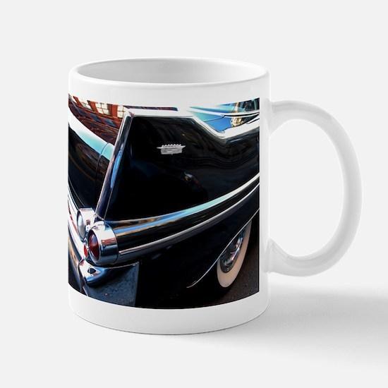 Classic Cars: 1950's Black Caddy Mug