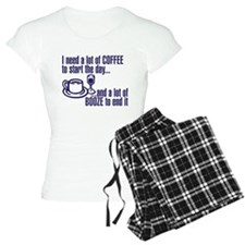Coffee Booze Pajamas