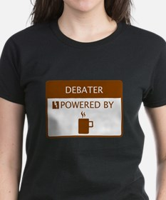 Debater Powered by Coffee Tee