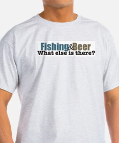 Fishing and Beer T-Shirt