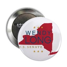 "Wendy Long for New York 2.25"" Button"