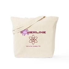 Powerline Concert Tote Bag