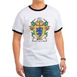 Mahon Coat of Arms Ringer T