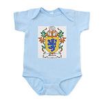 Mahon Coat of Arms Infant Creeper