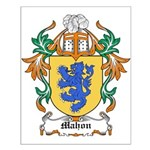 Mahon Coat of Arms Small Poster