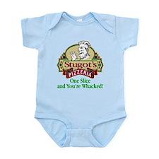 Stugot's Pizzeria Infant Bodysuit