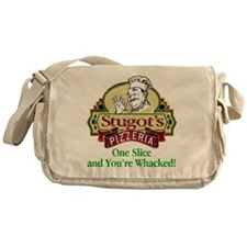 Stugot's Pizzeria Messenger Bag