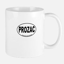 Prozac Brings Back My Happy Mug