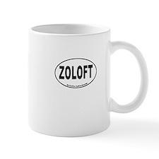 Zoloft Brings Back My Happy Small Mug