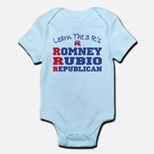 Romney Rubio Republican 2012 Infant Bodysuit