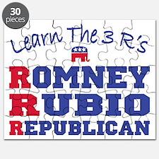 Romney Rubio Republican 2012 Puzzle