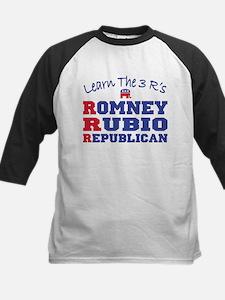Romney Rubio Republican 2012 Kids Baseball Jersey