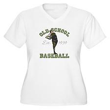 Old School Baseball T-Shirt