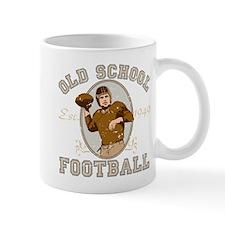 Old School Football Mug