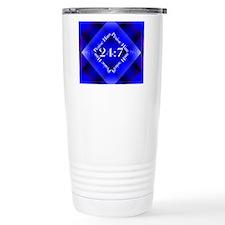 Praise Him Twenty-Four Seven Travel Mug