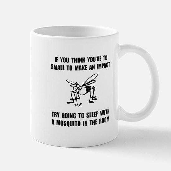 Mosquito Impact Mug