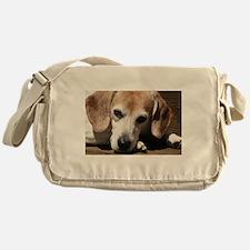 Hurry Home, I miss you Messenger Bag