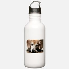 Hurry Home, I miss you Water Bottle