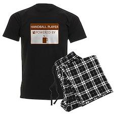 Handball Player Powered by Coffee Pajamas