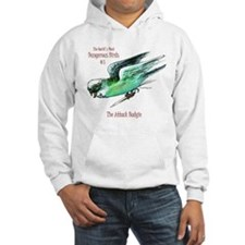 The Attack Budgie Hoodie