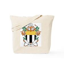 MaGinn Coat of Arms Tote Bag