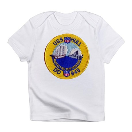 USS HULL Infant T-Shirt
