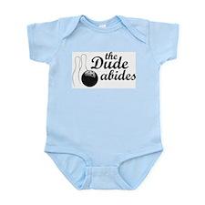 The Dude Abides Infant Bodysuit