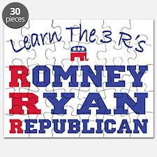 Romney Ryan Republican 2012 Puzzle