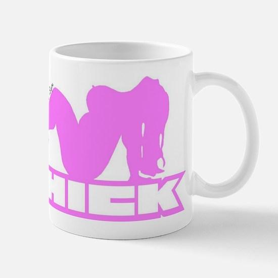 Thick Girls Are Dope Mug