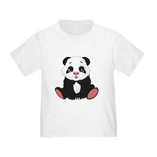 Cute Little Panda T