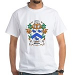 Magan Coat of Arms White T-Shirt