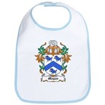 Magan Coat of Arms Bib