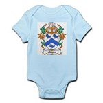 Magan Coat of Arms Infant Creeper