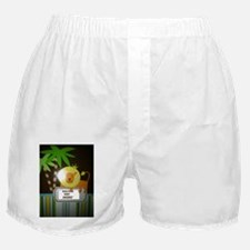 baby shower Boxer Shorts