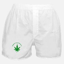 Support Local Farmers Boxer Shorts