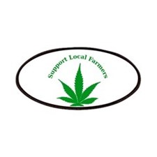 Support Local Farmers Patches