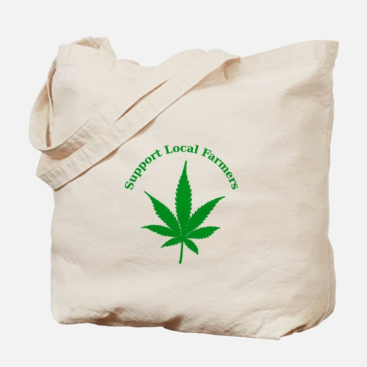 Support Local Farmers Tote Bag