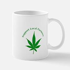Support Local Farmers Mug