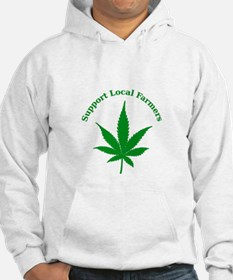 Support Local Farmers Jumper Hoody