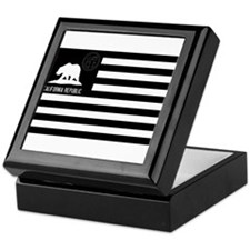American California Keepsake Box