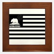 American California Framed Tile