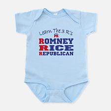 Romney Rice Republican 2012 Infant Bodysuit